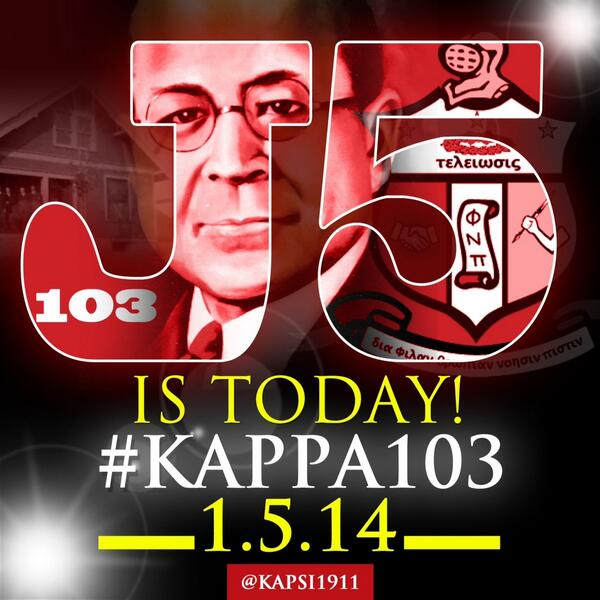 Retweet this if you're celebrating Founders' Day! #Kappa103 http://t.co/sy2m5WocLK