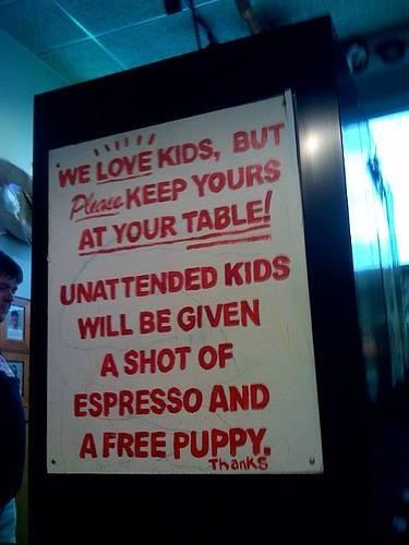 World's best cafe sign? http://t.co/TAcLoap1K5