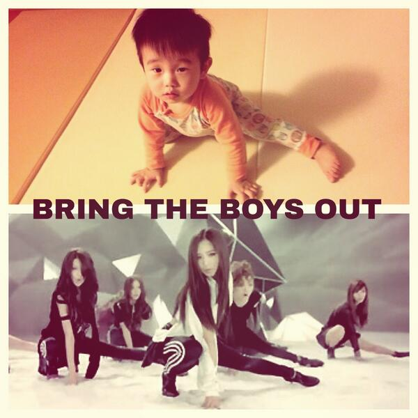 BRING THE BOYS OUT #snsd #theboys http://t.co/8FzGTckbLk