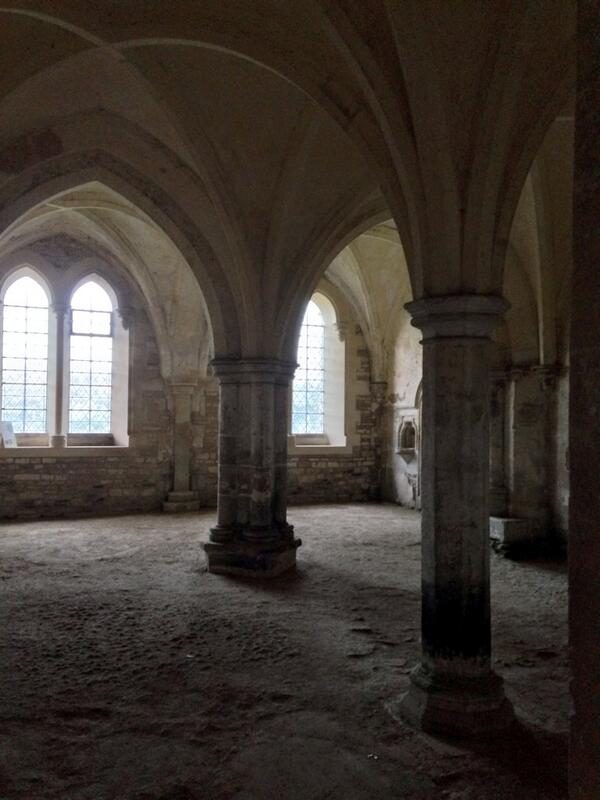 The Sacristy, Lacock Abbey