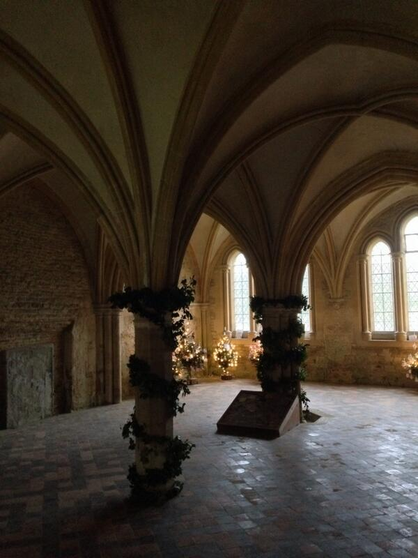 Chapter House, Lacock Abbey
