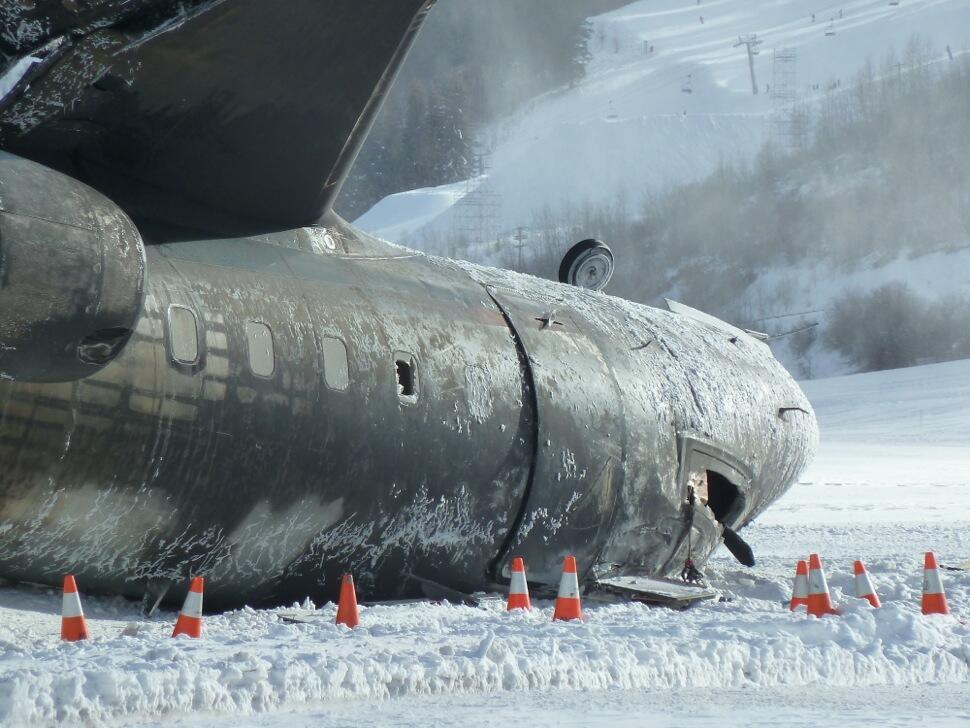 Aspen plane crash
