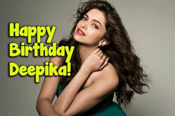 Happy Birthday #Deepika #KoffeewithPriyanka #DeepikaPadukone #HappyBirthdayDeepikaPadukone