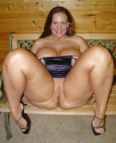 Big legs milf