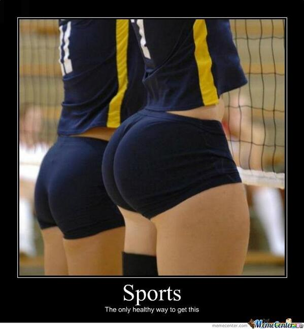 Volleyball Spandex Ass Pics 10