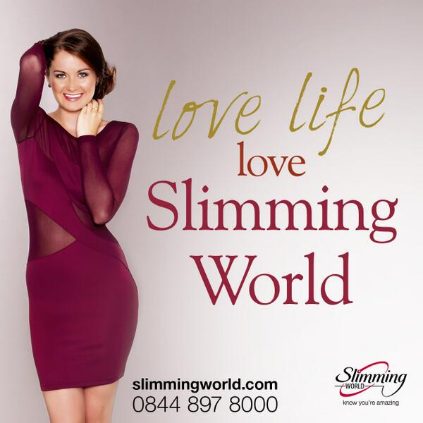 Slimming World On Twitter Like All Our Advert Stars