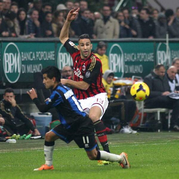 "Adil Rami: AC Milan News On Twitter: ""RT @acmilan: Adil #Rami Made"