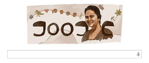 Google Malaysia's latest doodle honors the late Yasmin Ahmad! http://t.co/cZAE8dzMWl