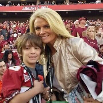 Thank you for your prayers & kind words in support of Seminoles and my family. We will fight on!  GO NOLES! #FSU http://t.co/fYGi3JEnr2