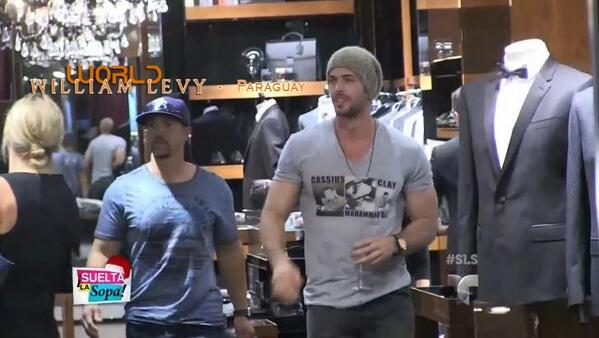 William Levy Willylevy29 Lo Encontraron De Compra Y