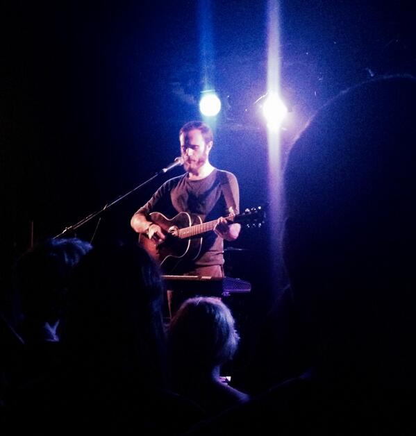 @jamesvmcmorrow better than jazz, always. Mind blown. Until next time! #posttropical http://t.co/HobqftuJqA