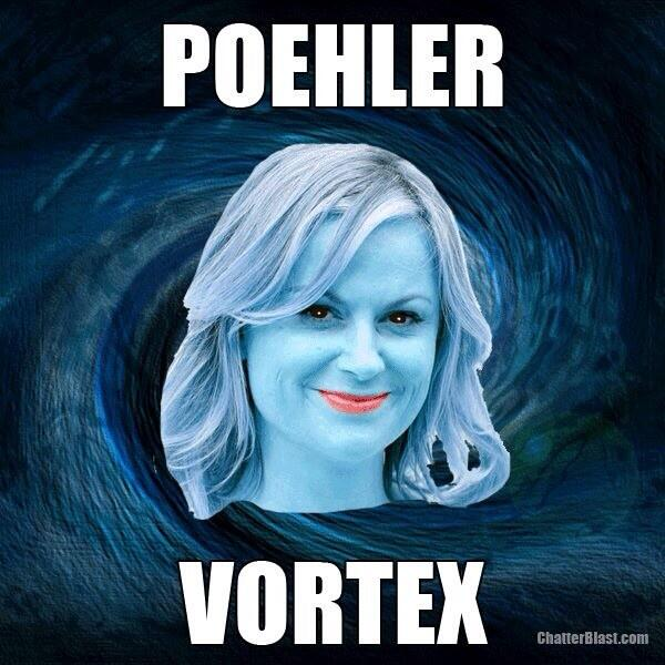 now this is more like it! stay warm, east coast! Poehler vortex via @ChatterBlast http://t.co/5zGymto5TP""