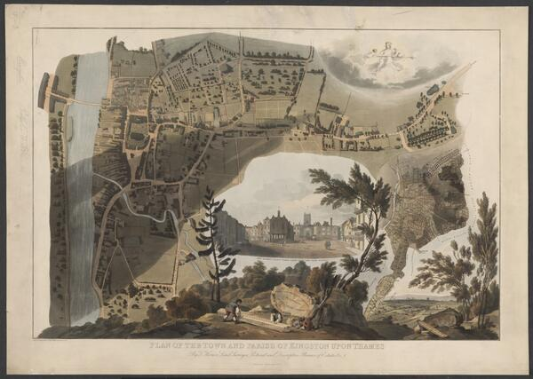The @britishlibrary is crowdfunding to unlock *1,200* #maps of London. They're stunning! http://t.co/dAPEdvw3xW http://t.co/NmB5kz0Rl3