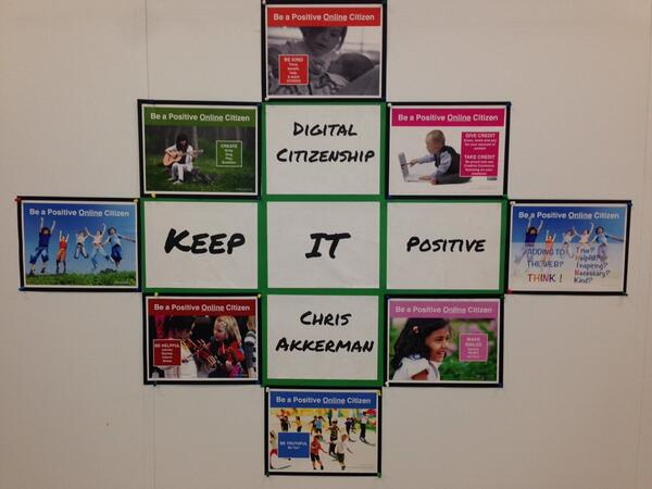 Here's how we are promoting digital citizenship in our K-5 school http://t.co/hpOSlmXFTp cc @gcouros #ATA38 #yycbe