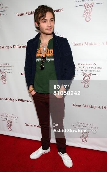 ハリウッドセレブ着こなし  エド・ウェストウィック   #メンズファション #fashion