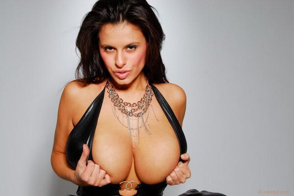Sexy boob slip
