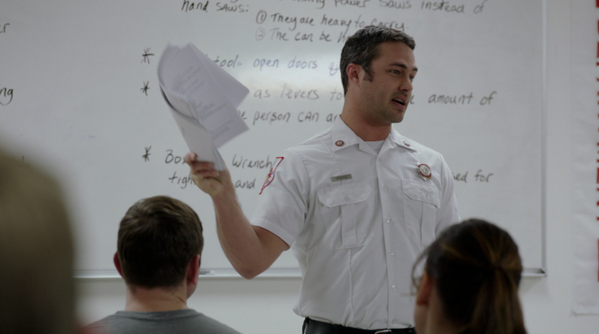 That whole probie class is hot for teacher right now RT @NBCChicagoFire: RETWEET if you're watching #ChicagoFire! http://t.co/tt6dpMPcwb