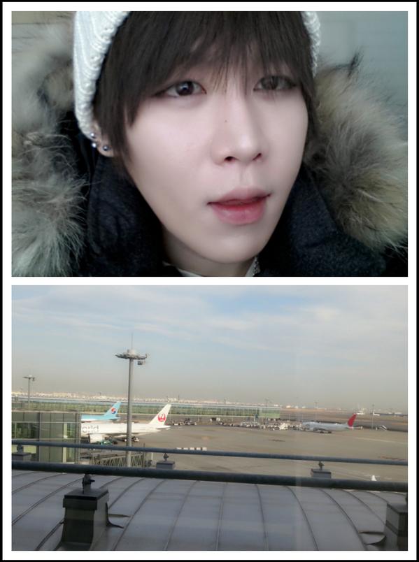 140108 HanByul Ѽ Twitter ♬ Retour en Corée + fin ASC BdahJiVCUAA9orP