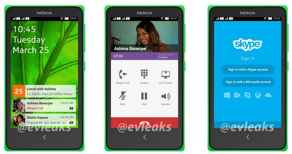 HP Nokia Android - Nokia Normandy