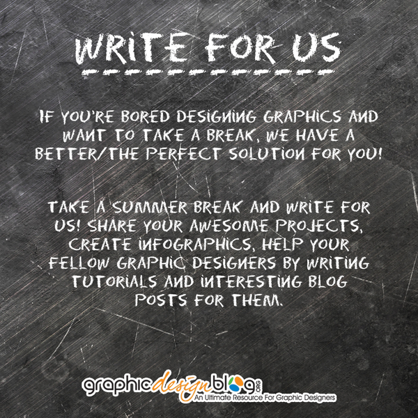 Give us a shout out if you have an interesting blog idea or graphics to share with our audience!  @graphixdesign http://t.co/eWNy0JBNke