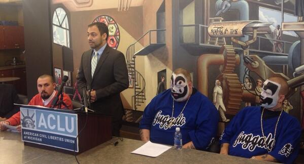 Juggalos Are Suing The Government With The ACLU For Classifying ICP Fans As A Criminal Gang