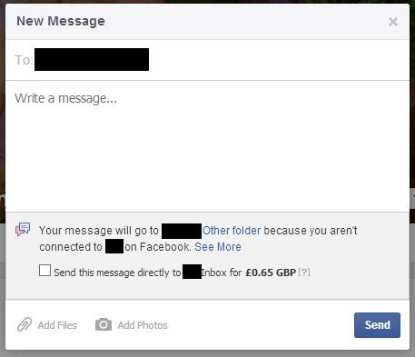 Want to pay to spam people on Facebook? No problem! http://t.co/zTE5RoUU76