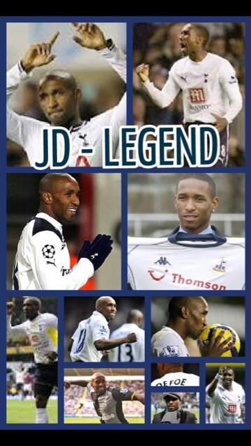 Thanks for the memories @IAmJermainDefoe End of an era. #coys #THFC #SPURS http://t.co/isUMufmI9O