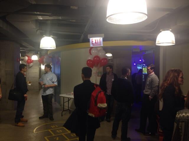 Twitter / Digitas: Digitas open house - welcome, ...