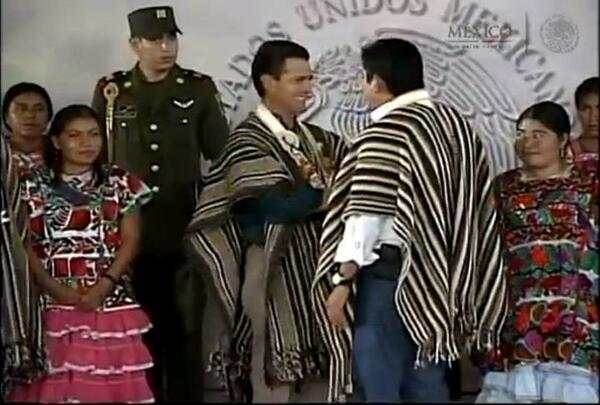 Thumbnail for Visita de @EPN a Cochoapa el Grande #Guerrero