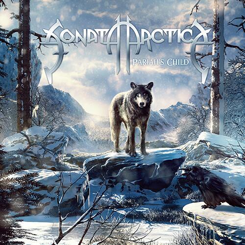 Sonata Arcticaがニュー・アルバムのタイトルとアルバム・ジャケットを発表。旧ロゴに戻っています! ジャケの雰囲気もなんとなく初期っぽい! 日本盤は3/26発売です! http://t.co/qGTlfaaB0N http://t.co/tbheLVABop