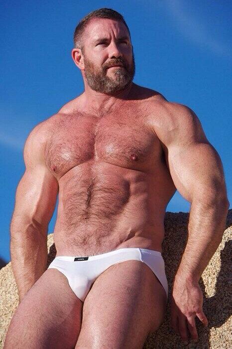 Muscle Bear Underwear