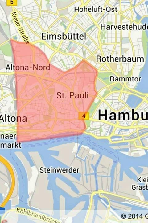 From every corner of the world we say NO to the #Hamburg repression and #Gefahrengebiet #WirSindAlleHamburg #rbnews http://t.co/hm51KjLkRY