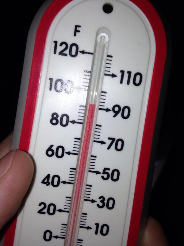 Image result for thermometer 92 degrees