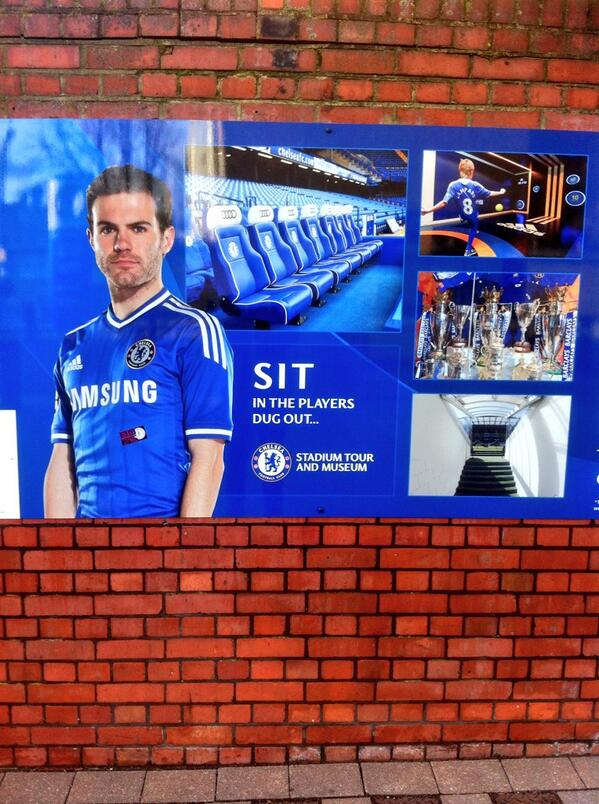 Juan Mata may not like being a sub, but the writing appears to be on the wall for him at Stamford Bridge... http://t.co/RErYOVveFH