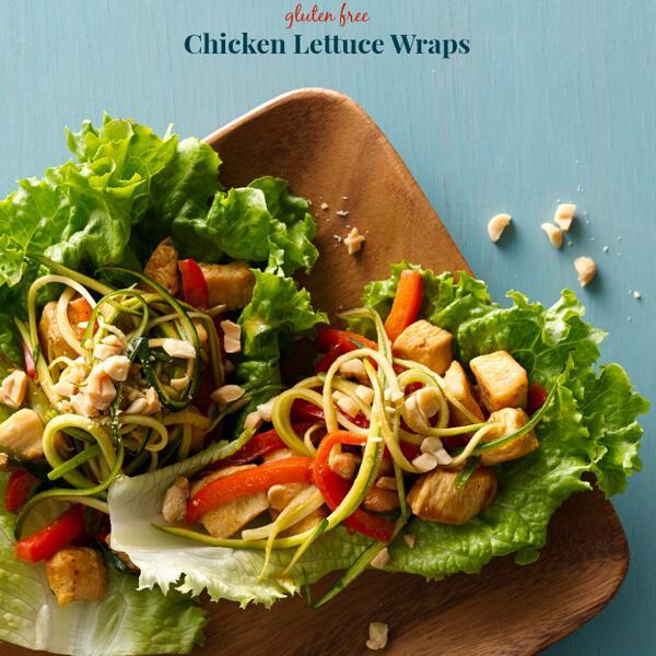 Try Thai tonight with quick, simple #paelo & #glutenfree lettuce wraps. @LiveBetterAmerica http://t.co/LhqbCiURjW http://t.co/7U0mc2g2CE