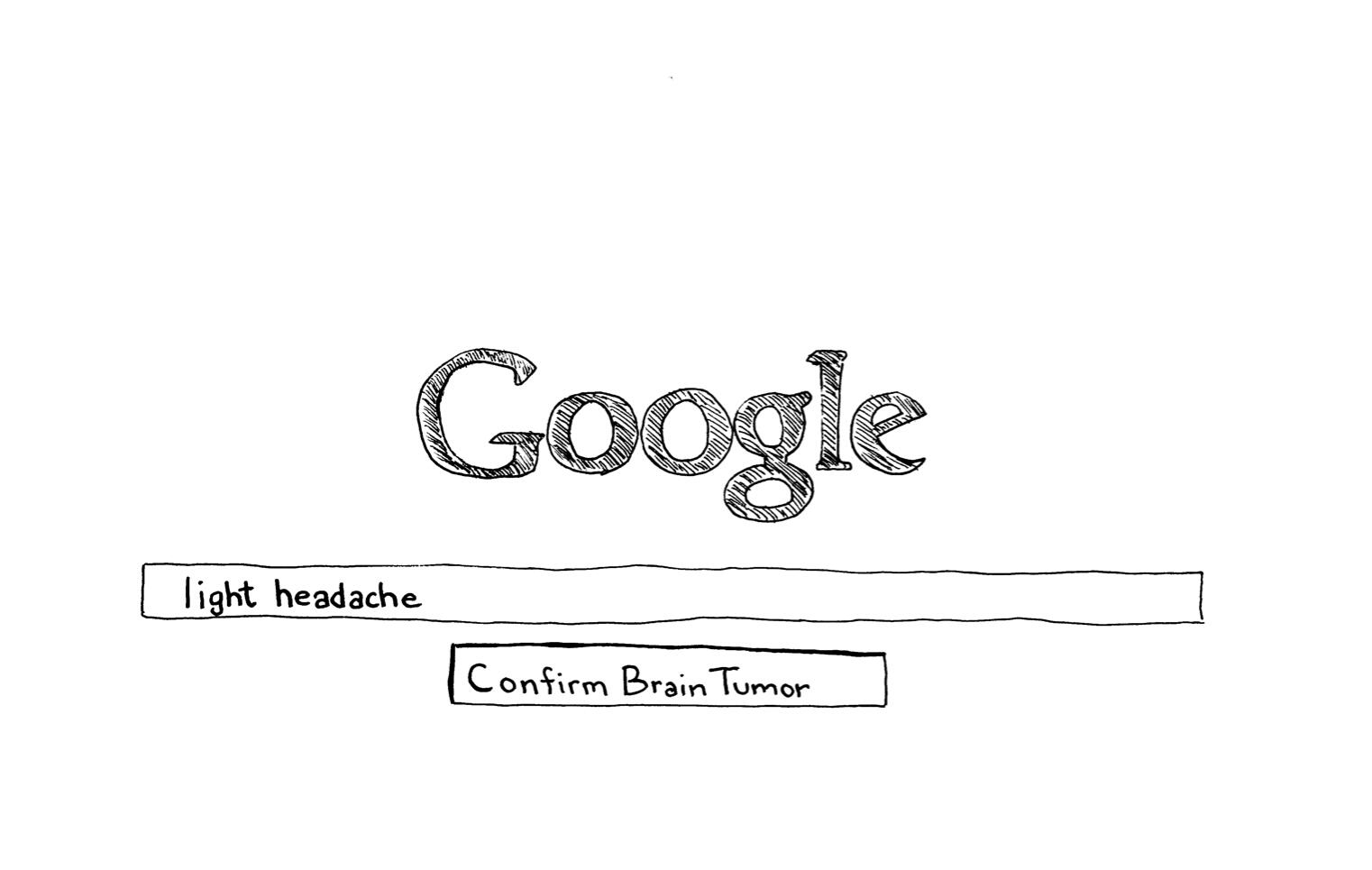 Twitter / TheNextWeb: Never Google your headache ...