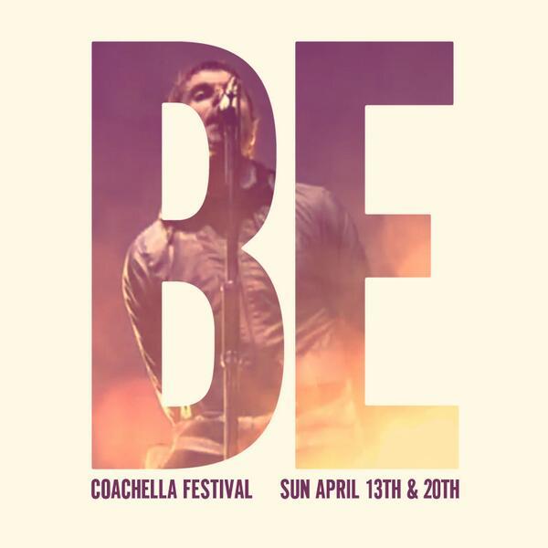Beady Eye will perform at Coachella 2014. http://t.co/Tf4683bf5Y http://t.co/K4XyZ2jApc