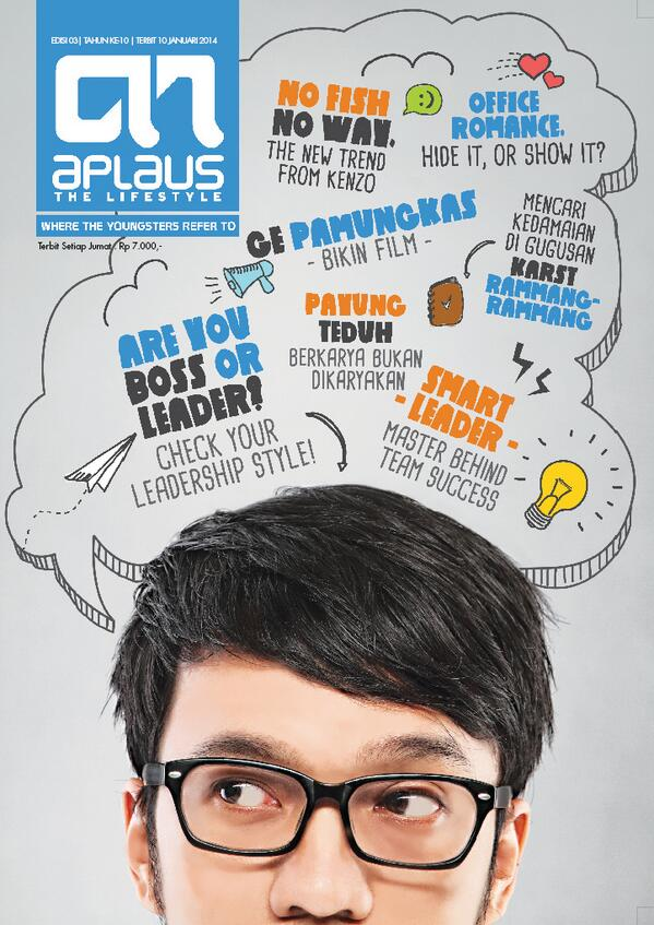 Morning, Sob! Grab your @Aplaus #LeadershipEd today! XD http://t.co/QFLrsAqgUe