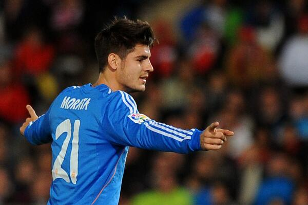 Benfica make €7M offer to Real Madrid for Arsenal and Spurs target Alvaro Morata [El Chiringuito]