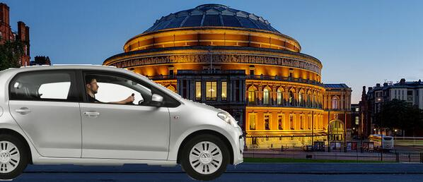 For a chance to #win 2 Cirque du Soleil Quidam tickets, let us know what building this Zipcar has parked in front of! http://t.co/1PpfSyD1lT