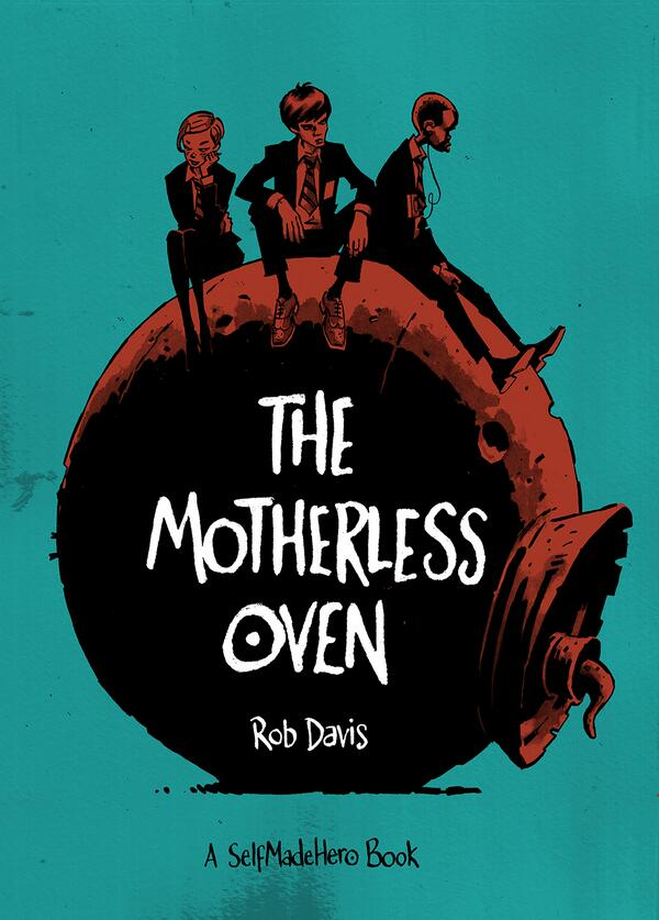 Here's the cover to The Motherless Oven: http://t.co/C2eAhgZ46K