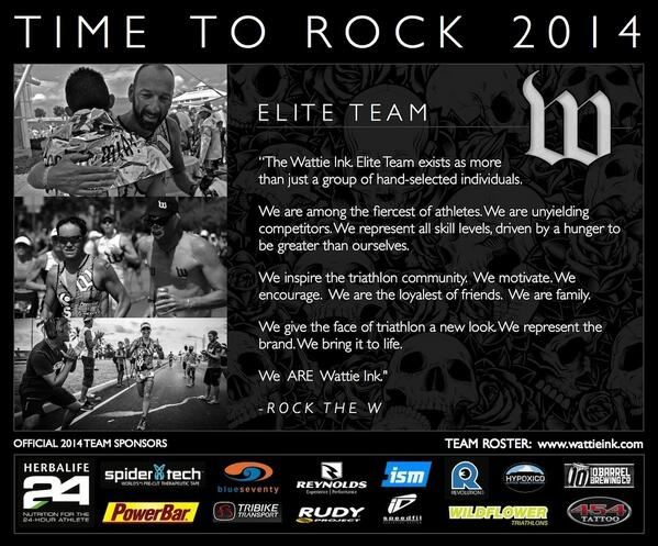 IT'S OFFICIAL! 2014 Wattie Ink. Elite Team Roster has been named: http://t.co/8b2xQMYWNe  #rocktheW http://t.co/zYhqlGl2Wi