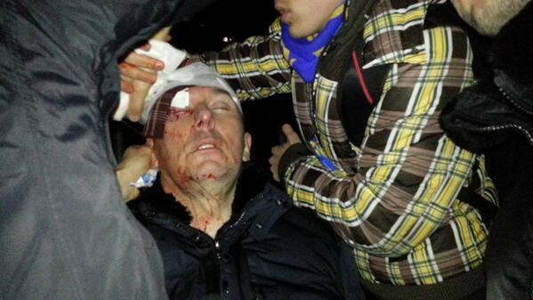 Луценко будет подавать в суд на Беркут