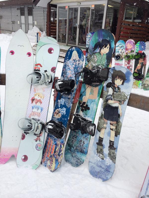 「若者のスキー離れ」に対してスキー場が弾き出した答えをご覧ください