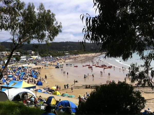 Great day for #pier2pub #Lorne http://t.co/bzxgmOPMHJ