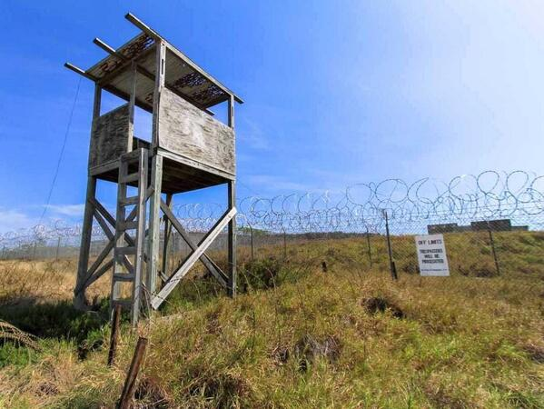 From my trip Inside Guantanamo Bay's Camp X-Ray - Robert Johnson, Business Insider http://t.co/O0OXmcQGku http://t.co/5vcmJWGiOn