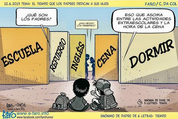 +++++ RT @oscarboluda: ¿Qué son los padres? http://t.co/76RVspKL40