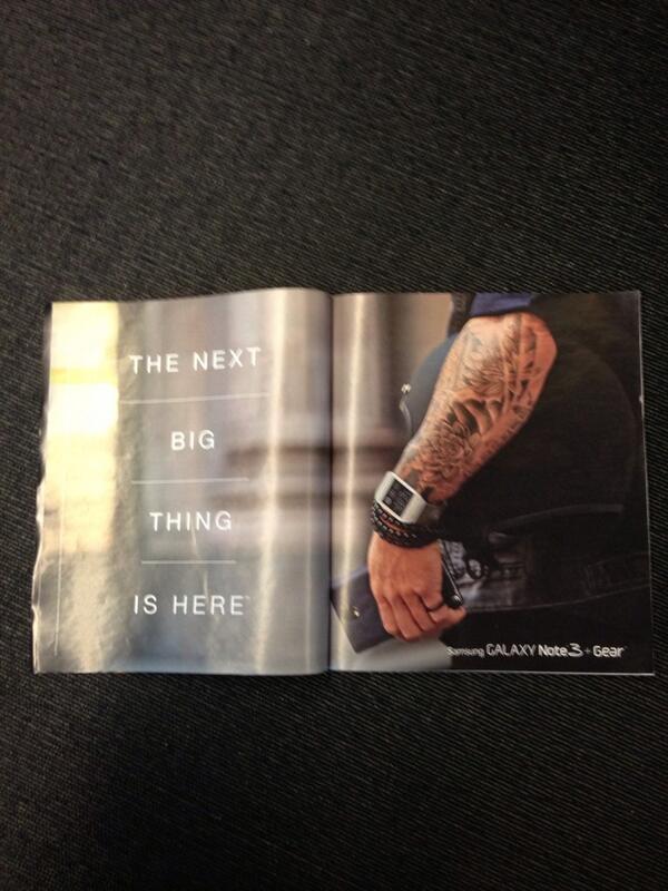 Samsung advertising #mywork #myportfolio http://t.co/S0sfXZdEGb
