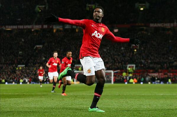 Hes on fire! Danny Welbeck scores his 6th goal in 6 Premier League games against Swansea [Video]