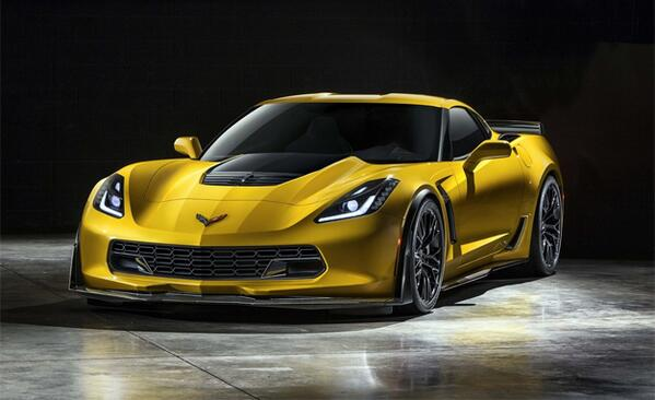 2014 corvette photos
